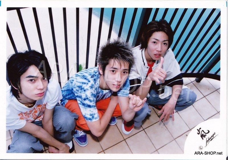 SHOP PHOTO - ARASHI - 2003 Fanmeeting in HAWAII #184