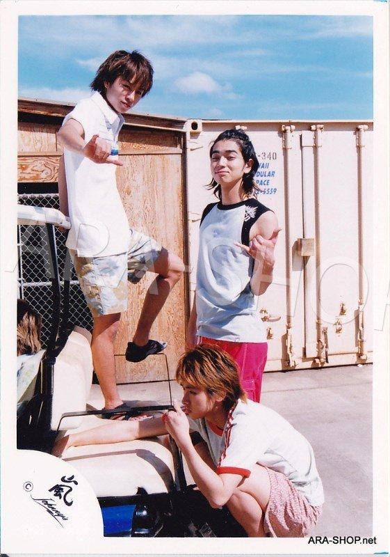 SHOP PHOTO - ARASHI - 2003 Fanmeeting in HAWAII #189