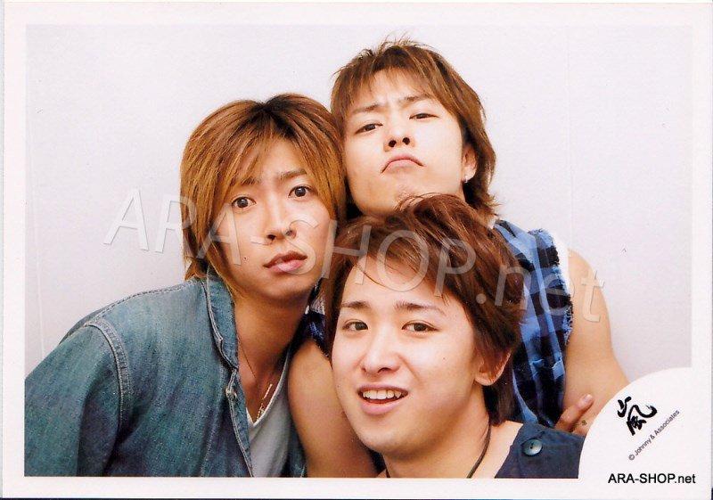 SHOP PHOTO - ARASHI - 2004 Iza, Now! #222