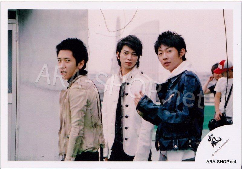SHOP PHOTO - ARASHI - 2006 ARASHIC #235