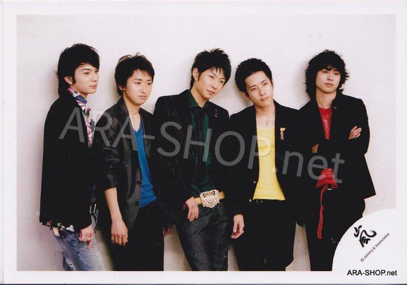 SHOP PHOTO - ARASHI - 2006 ARASHIC #236