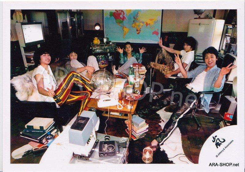 SHOP PHOTO - ARASHI - 2006 ARASHIC #246