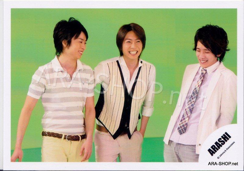 SHOP PHOTO - ARASHI - 2008 One Love [PV] #284
