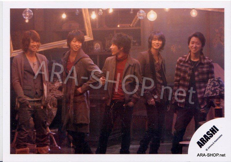 SHOP PHOTO - ARASHI - 2008 Beautiful Days PV #289