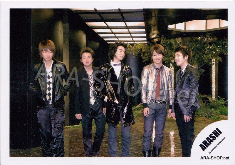 SHOP PHOTO - ARASHI - 2009 Believe [PV] #291