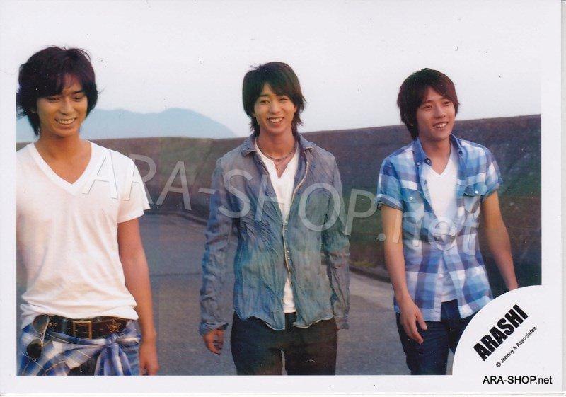 SHOP PHOTO - ARASHI - 2009 Everything [PV] #312