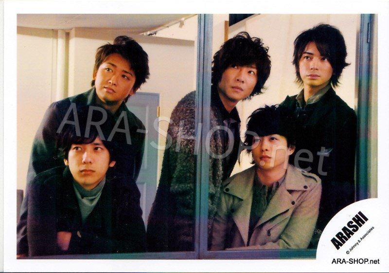 SHOP PHOTO - ARASHI - 2010 Hatenai Sora [PV] #348