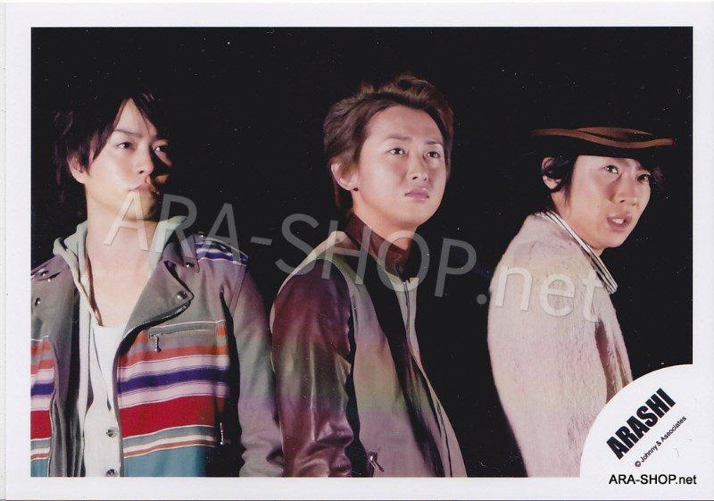 SHOP PHOTO - ARASHI - 2011 Lotus [PV] #349