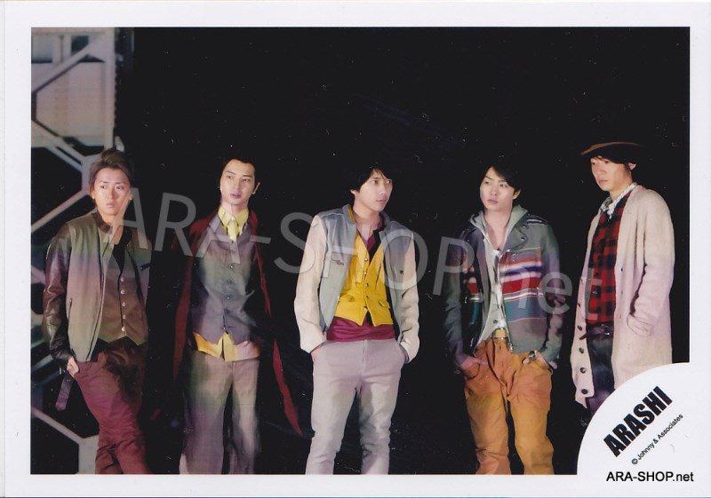 SHOP PHOTO - ARASHI - 2011 Lotus [PV] #350