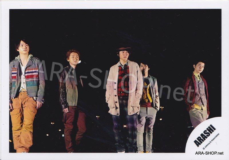 SHOP PHOTO - ARASHI - 2011 Lotus [PV] #352