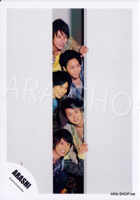 SHOP PHOTO - ARASHI - 2012 Face Down [PV] #391