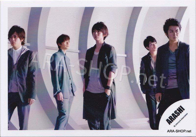 SHOP PHOTO - ARASHI - GROUP & MIX #398