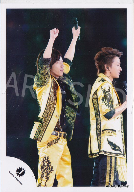 SHOP PHOTO - ARASHI - PAIRINGS - OHMIYA #011