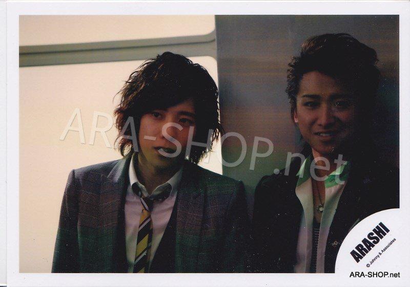SHOP PHOTO - ARASHI - PAIRINGS - OHMIYA #012