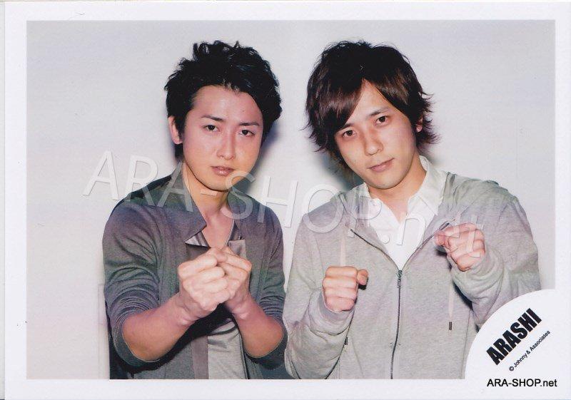 SHOP PHOTO - ARASHI - PAIRINGS - OHMIYA #020