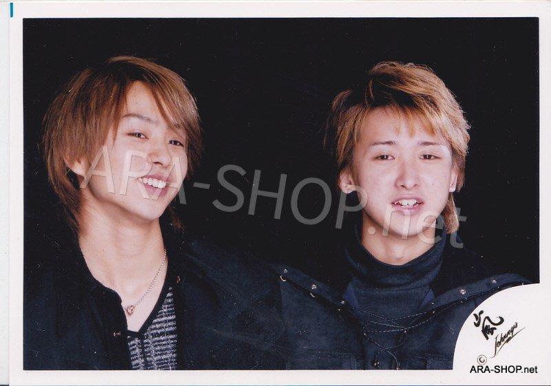 SHOP PHOTO - ARASHI - PAIRINGS - YAMA PAIR #006