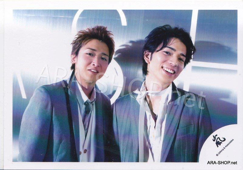 SHOP PHOTO - ARASHI - PAIRINGS - TOSHIUE&SHITA PAIR #013