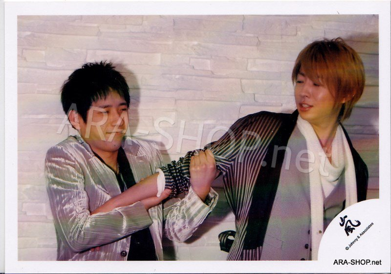 SHOP PHOTO - ARASHI - PAIRINGS - AIMIYA #015