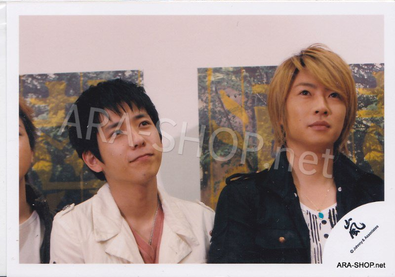 SHOP PHOTO - ARASHI - PAIRINGS - AIMIYA #018
