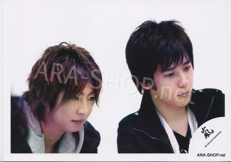 SHOP PHOTO - ARASHI - PAIRINGS - AIMIYA #020