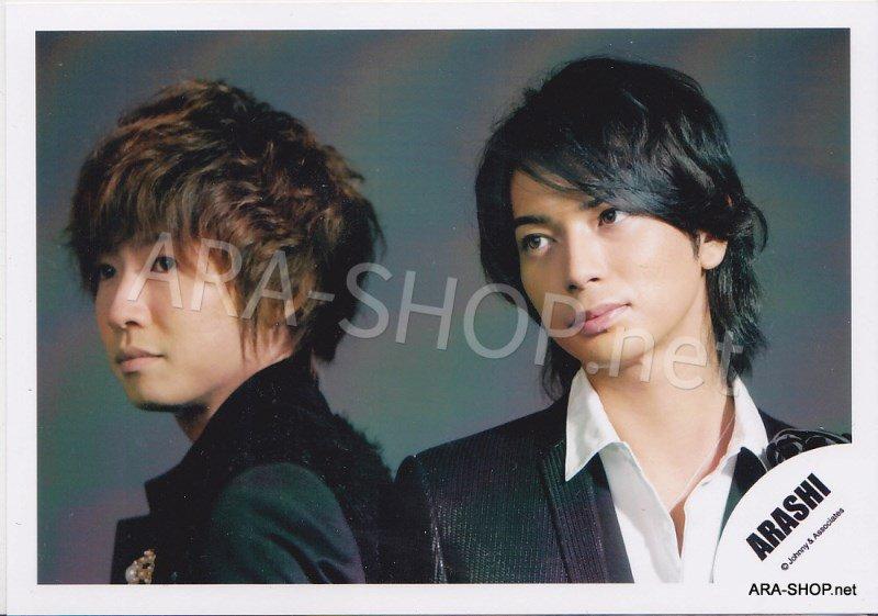 SHOP PHOTO - ARASHI - PAIRINGS - CRYBABY PAIR #021