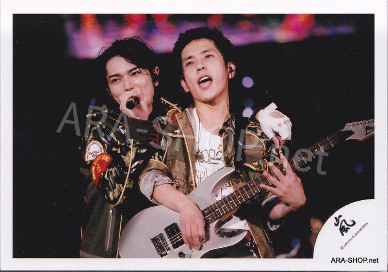 SHOP PHOTO - ARASHI - PAIRINGS - MATSUMIYA #009