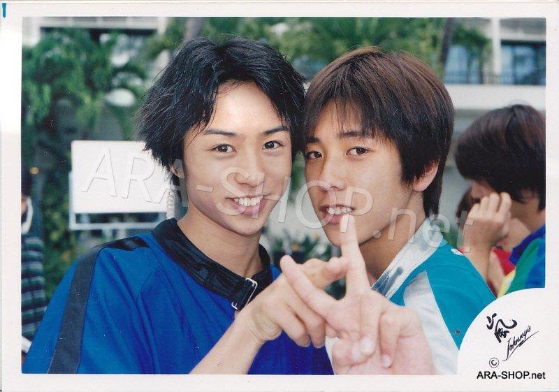 SHOP PHOTO - ARASHI - PAIRINGS - SAKUMIYA #003