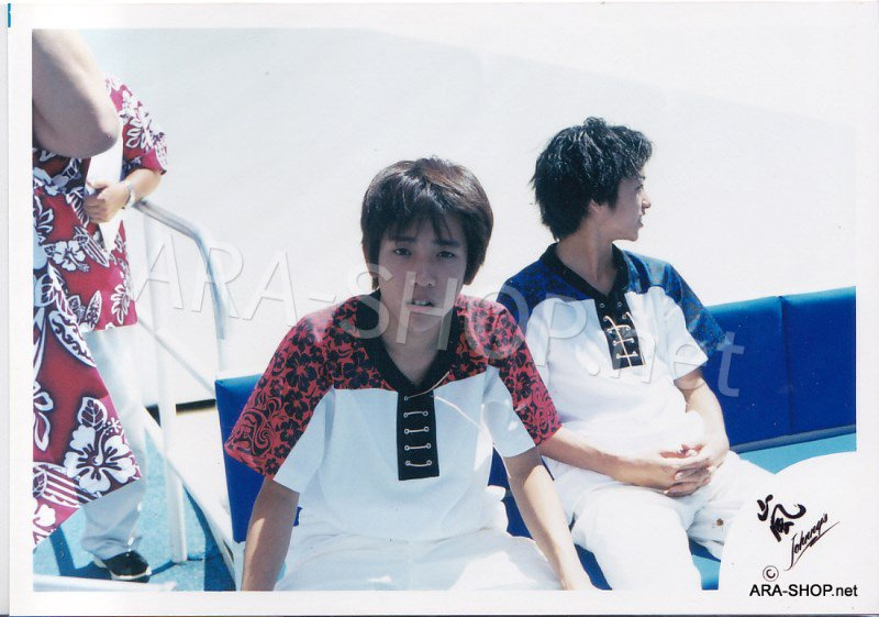 SHOP PHOTO - ARASHI - PAIRINGS - SAKUMIYA #004