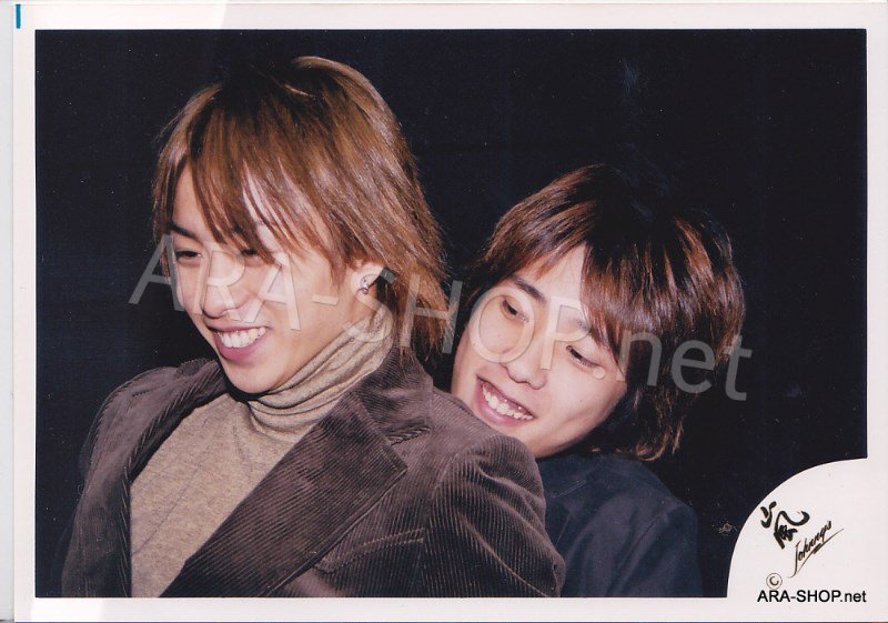 SHOP PHOTO - ARASHI - PAIRINGS - SAKUMIYA #010