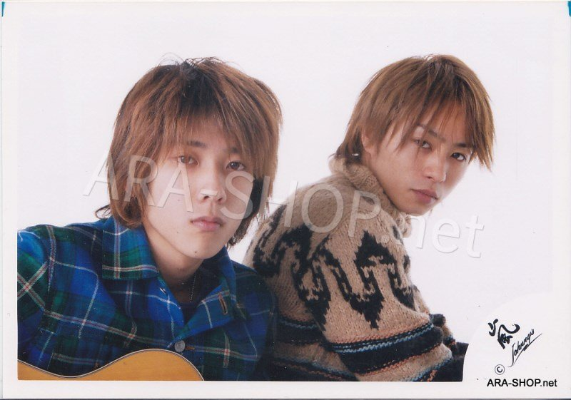 SHOP PHOTO - ARASHI - PAIRINGS - SAKUMIYA #013