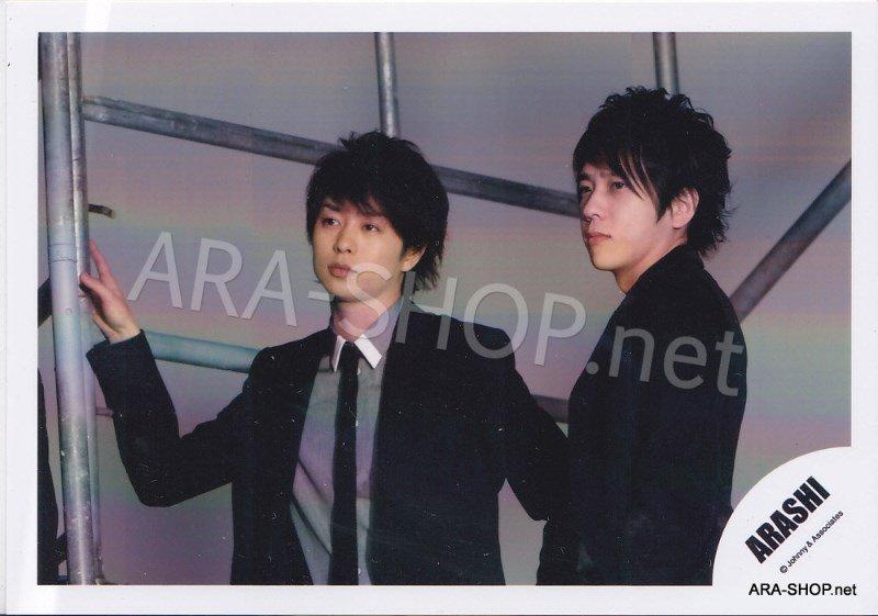 SHOP PHOTO - ARASHI - PAIRINGS - SAKUMIYA #037