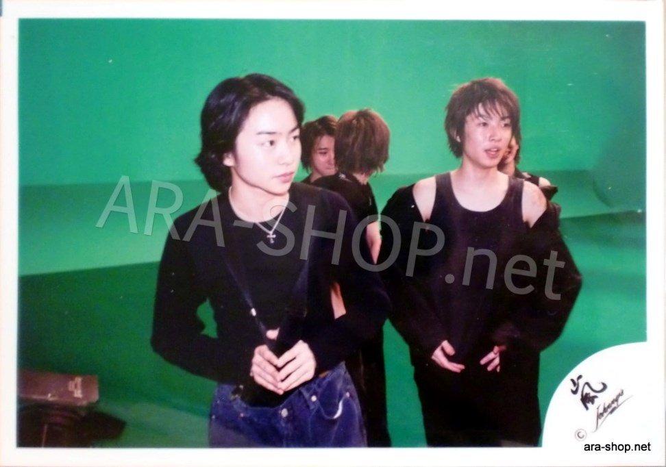 SHOP PHOTO - ARASHI - PAIRINGS - SAKURAIBA #004