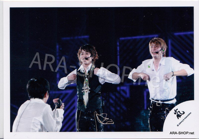 SHOP PHOTO - ARASHI - PAIRINGS - SAKURAIBA #010