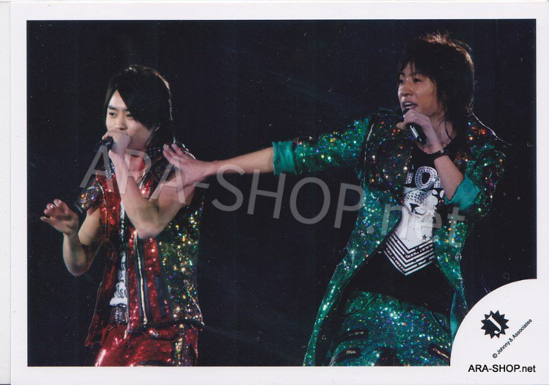 SHOP PHOTO - ARASHI - PAIRINGS - SAKURAIBA #013