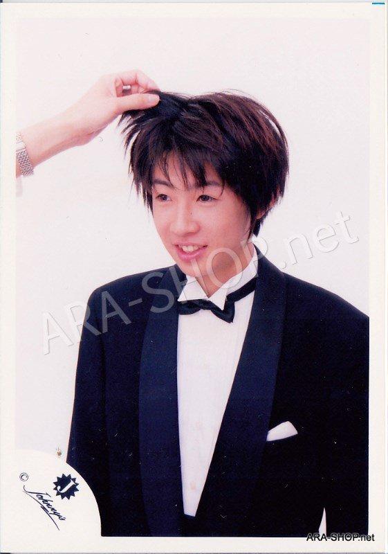 SHOP PHOTO - ARASHI - AIBA MASAKI #003