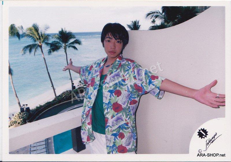 SHOP PHOTO - ARASHI - AIBA MASAKI #007