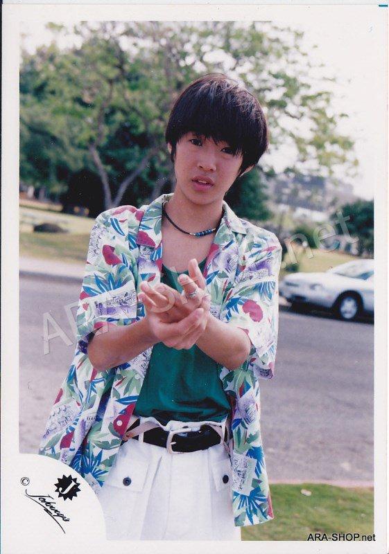 SHOP PHOTO - ARASHI - AIBA MASAKI #008