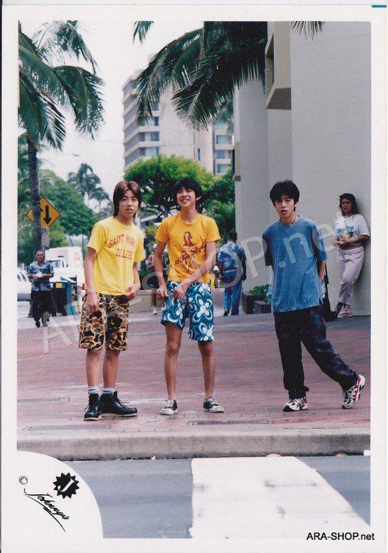 SHOP PHOTO - ARASHI - AIBA MASAKI #010