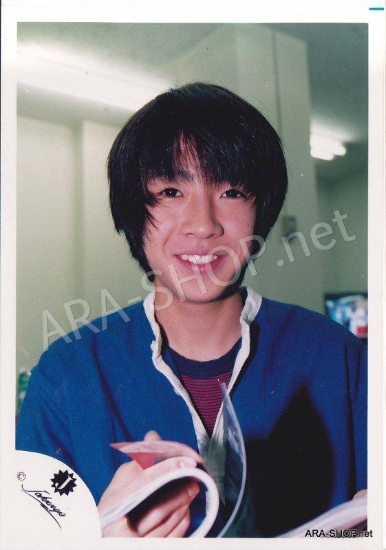 SHOP PHOTO - ARASHI - AIBA MASAKI #022