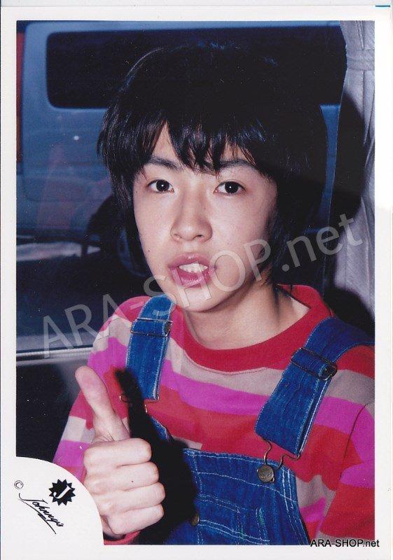 SHOP PHOTO - ARASHI - AIBA MASAKI #031
