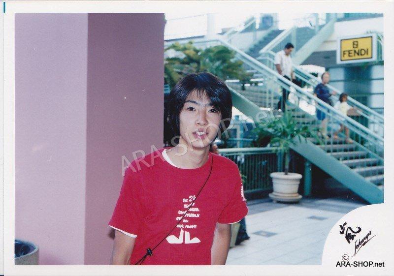 SHOP PHOTO - ARASHI - AIBA MASAKI #056