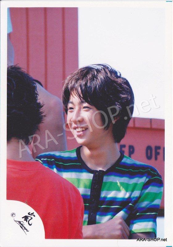 SHOP PHOTO - ARASHI - AIBA MASAKI #057