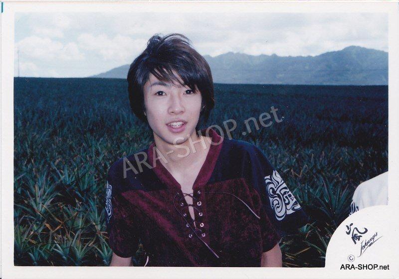 SHOP PHOTO - ARASHI - AIBA MASAKI #060