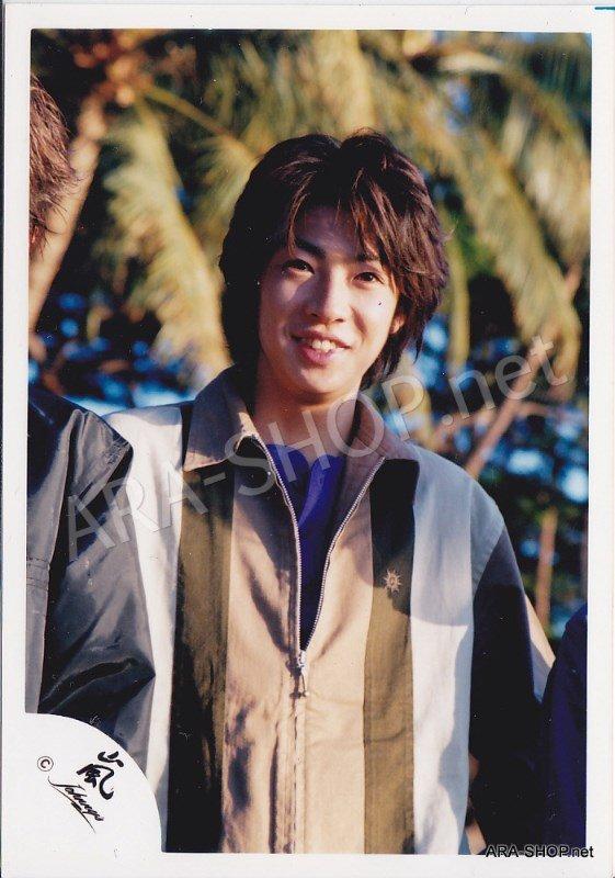 SHOP PHOTO - ARASHI - AIBA MASAKI #061