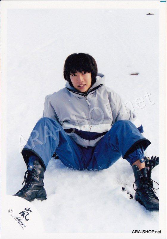 SHOP PHOTO - ARASHI - AIBA MASAKI #064