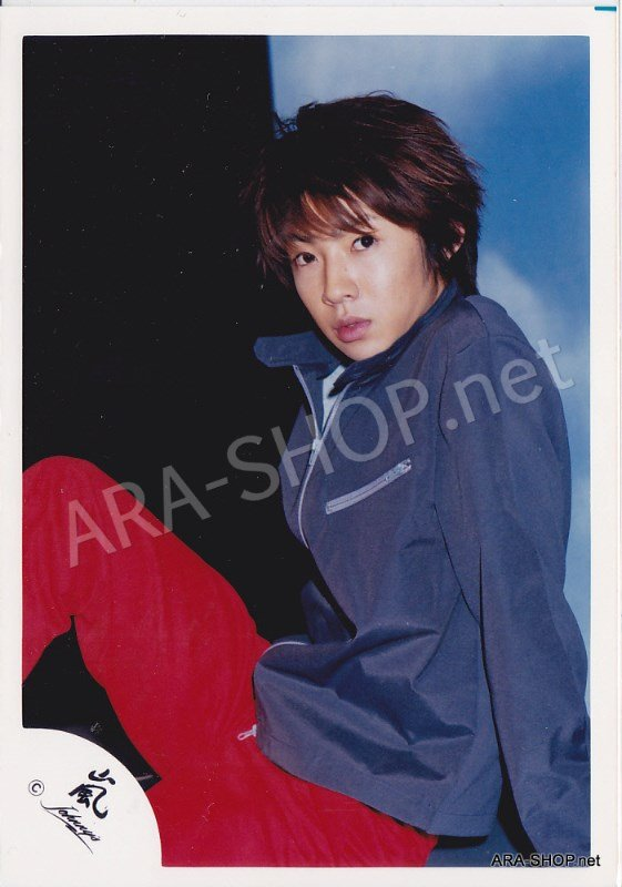 SHOP PHOTO - ARASHI - AIBA MASAKI #071