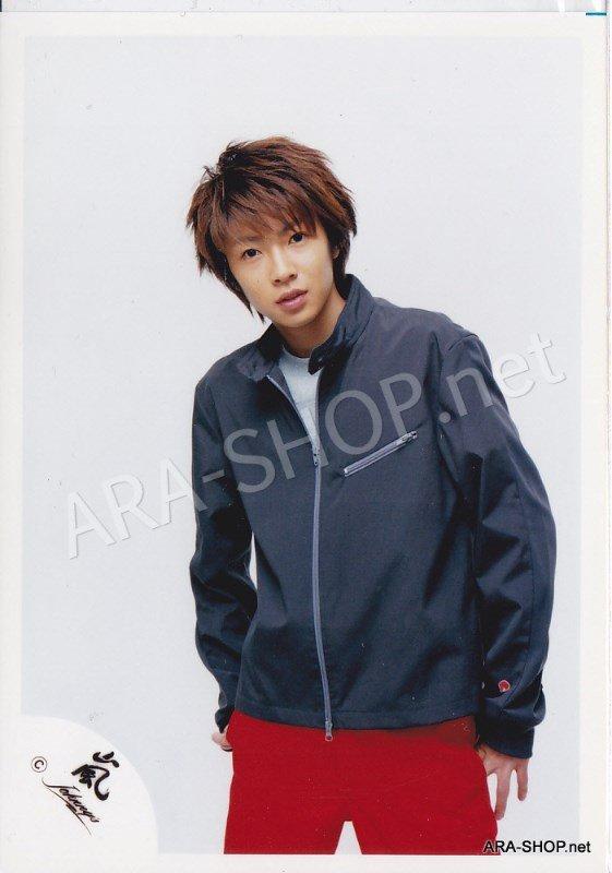 SHOP PHOTO - ARASHI - AIBA MASAKI #072
