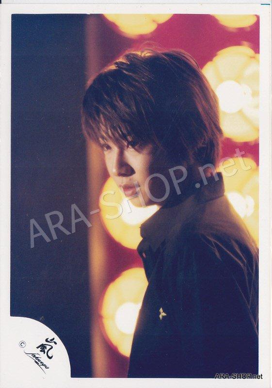 SHOP PHOTO - ARASHI - AIBA MASAKI #085