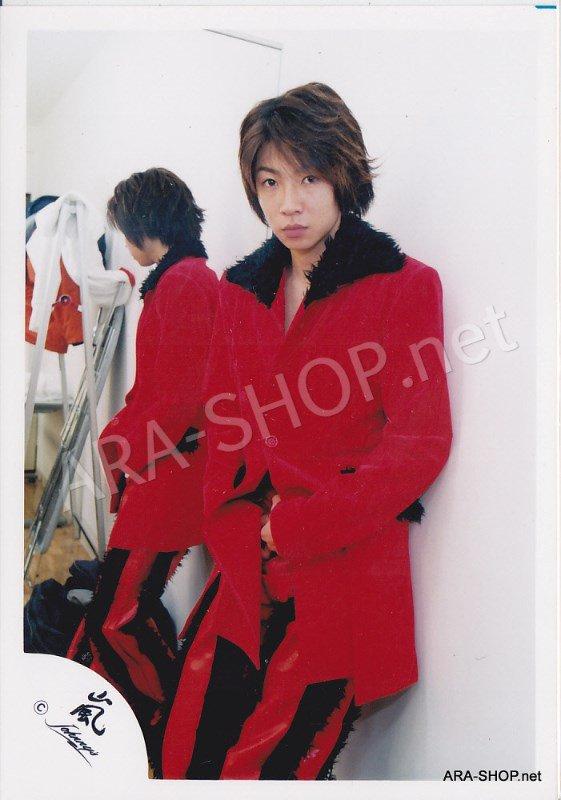 SHOP PHOTO - ARASHI - AIBA MASAKI #092