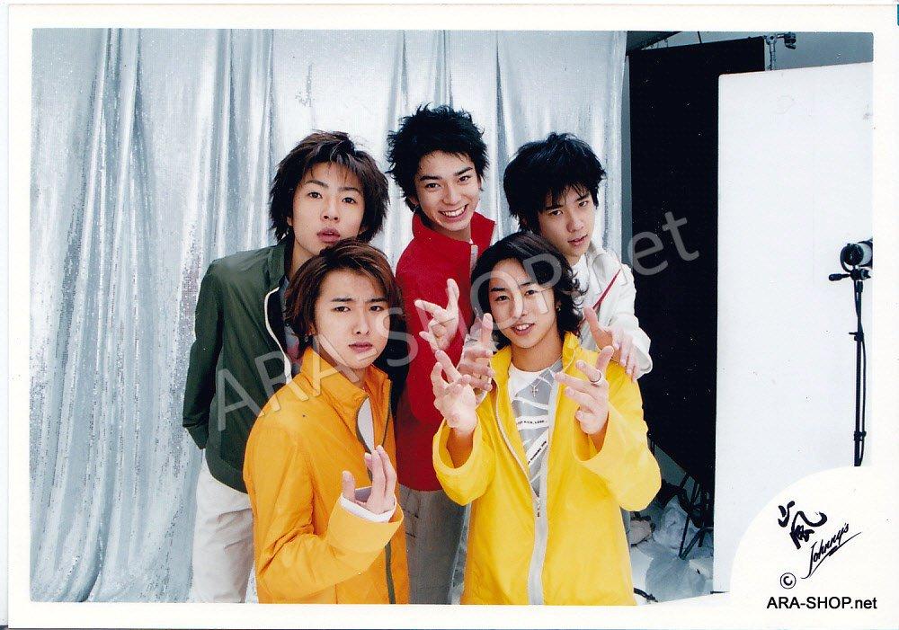 SHOP PHOTO - ARASHI - GROUP & MIX #108
